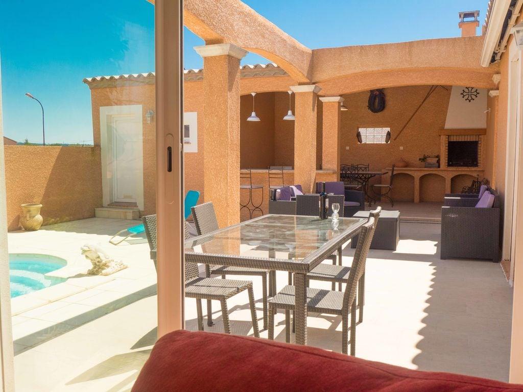 Ferienhaus Prachtvolle Villa mit Swimmingpool in Sallèles-d'Aude (2424315), Cuxac d'Aude, Mittelmeerküste Aude, Languedoc-Roussillon, Frankreich, Bild 19