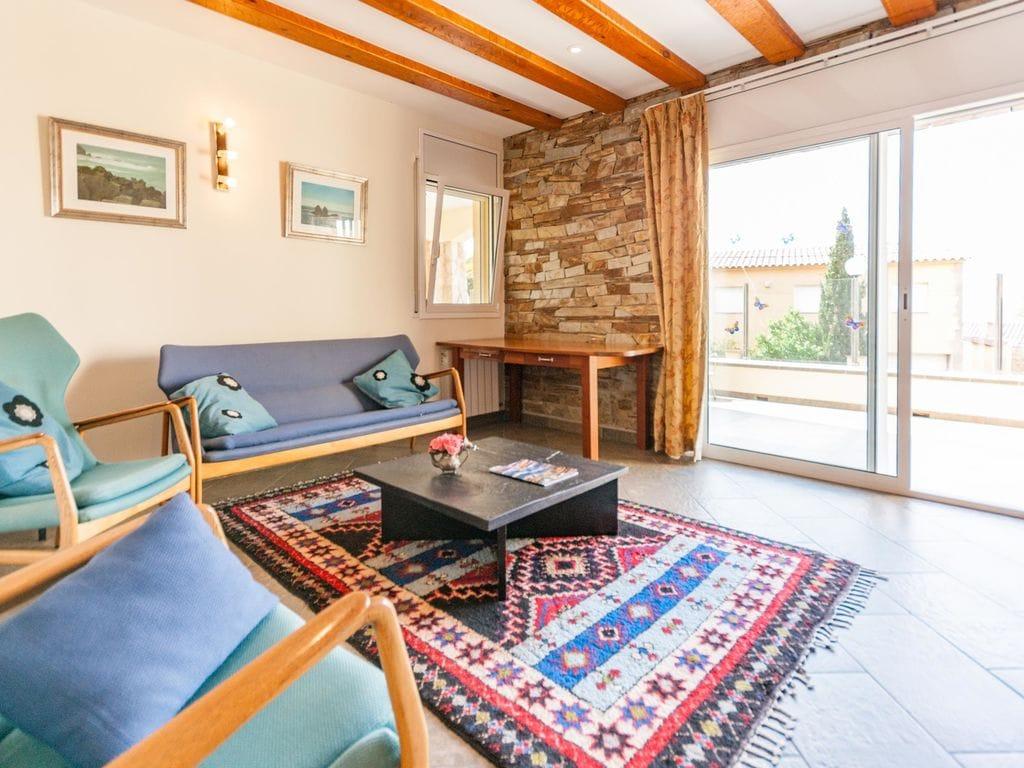 Ferienhaus Gemütliche Villa in Roses mit eigenem Pool (2432164), El Mas Fumats, Costa Brava, Katalonien, Spanien, Bild 7