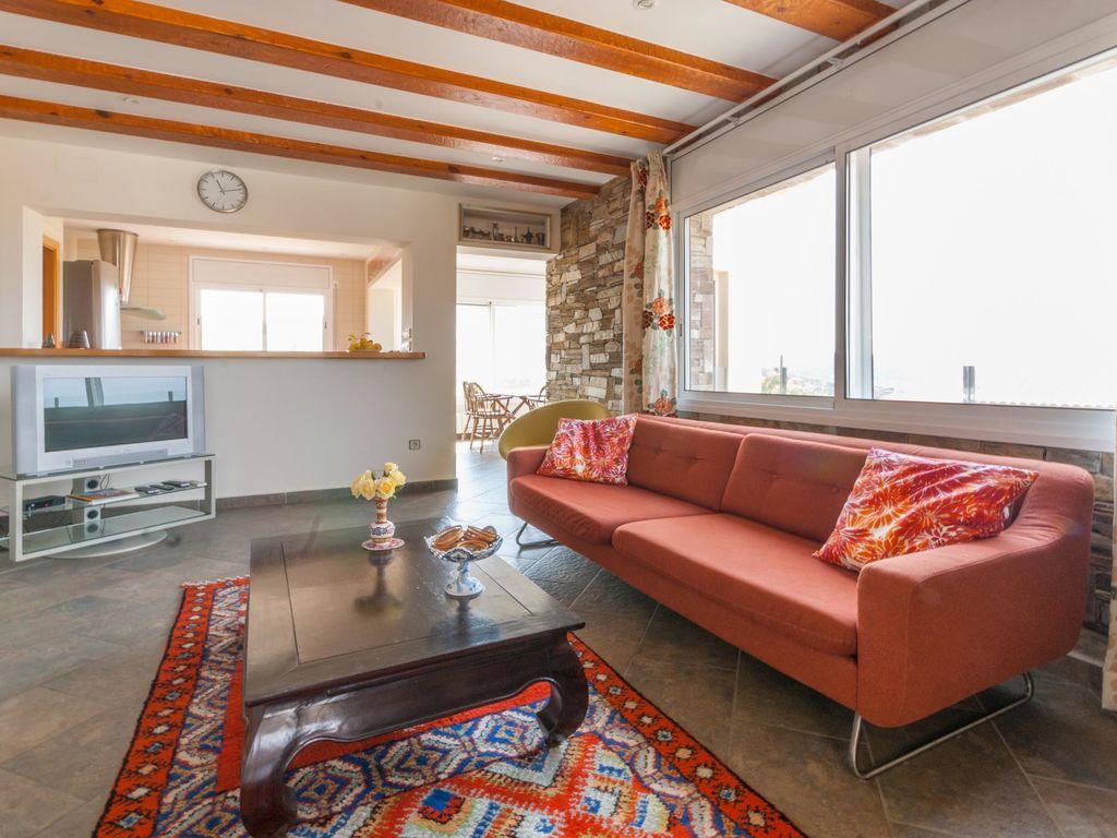 Ferienhaus Gemütliche Villa in Roses mit eigenem Pool (2432164), El Mas Fumats, Costa Brava, Katalonien, Spanien, Bild 9