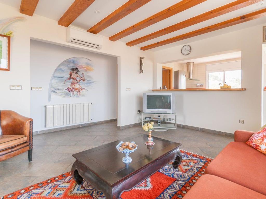 Ferienhaus Gemütliche Villa in Roses mit eigenem Pool (2432164), El Mas Fumats, Costa Brava, Katalonien, Spanien, Bild 11