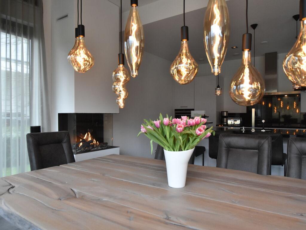 Ferienhaus Moderne Villa in Harderwijk mit Sauna und Whirlpool (2438369), Zeewolde, , Flevoland, Niederlande, Bild 8