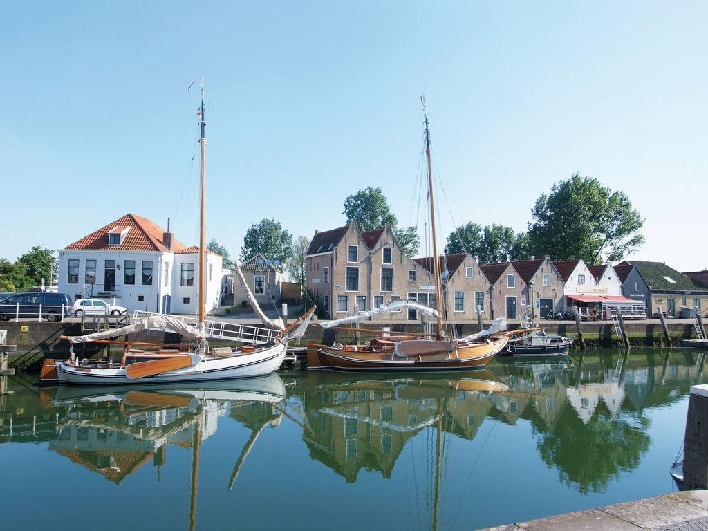 Ferienhaus Renovierte Villa mit Spülmaschine, nahe am Grevelingenmeer (2470757), Bruinisse, , Seeland, Niederlande, Bild 17