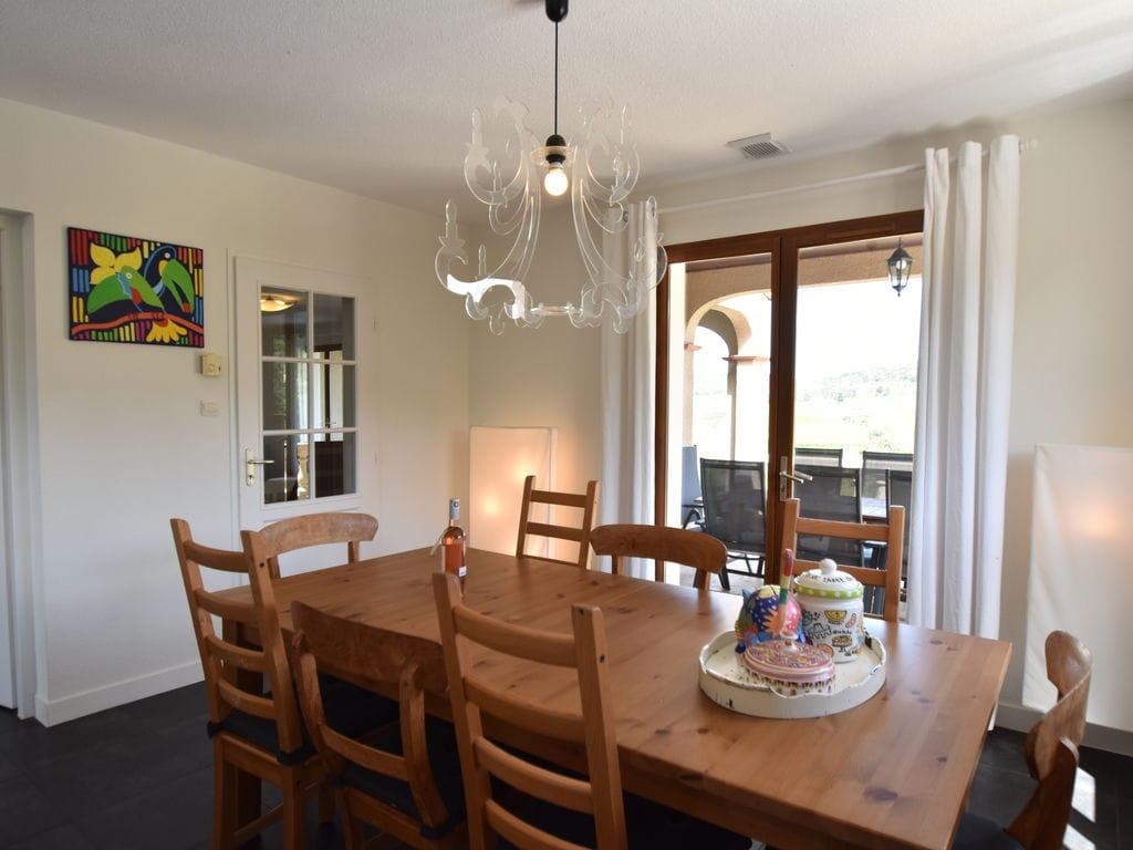 Maison de vacances Gemütliche Villa in Montbrun-des-Corbières mit eigenem Pool (2541783), Azille, Aude intérieur, Languedoc-Roussillon, France, image 12