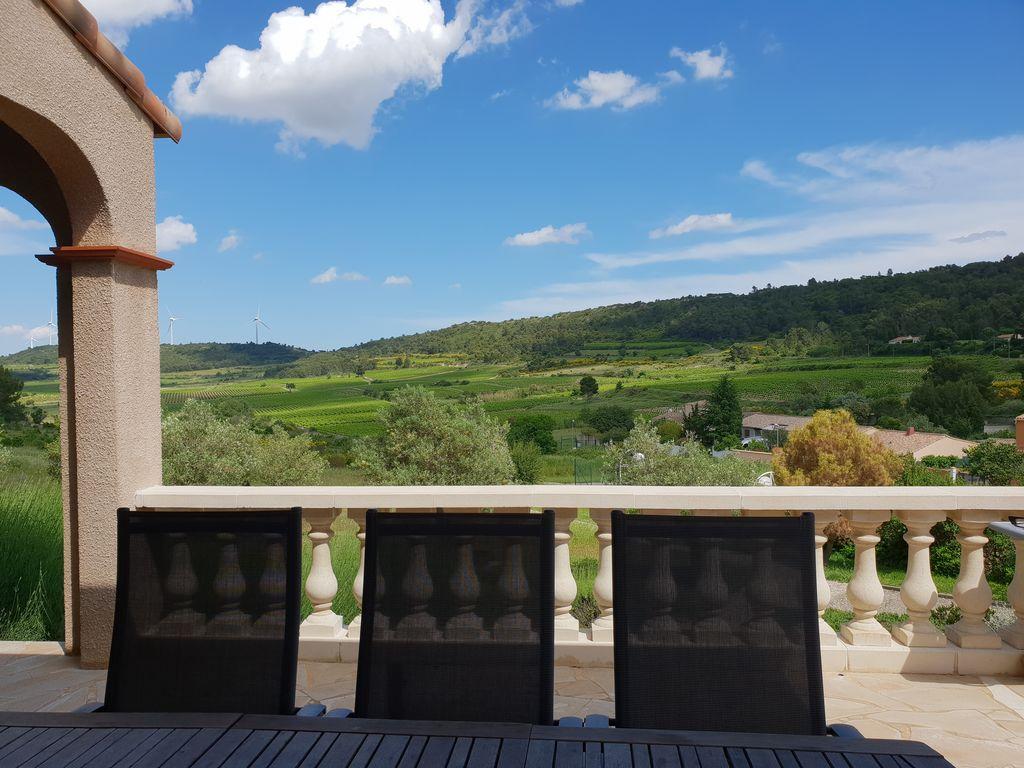 Maison de vacances Gemütliche Villa in Montbrun-des-Corbières mit eigenem Pool (2541783), Azille, Aude intérieur, Languedoc-Roussillon, France, image 25