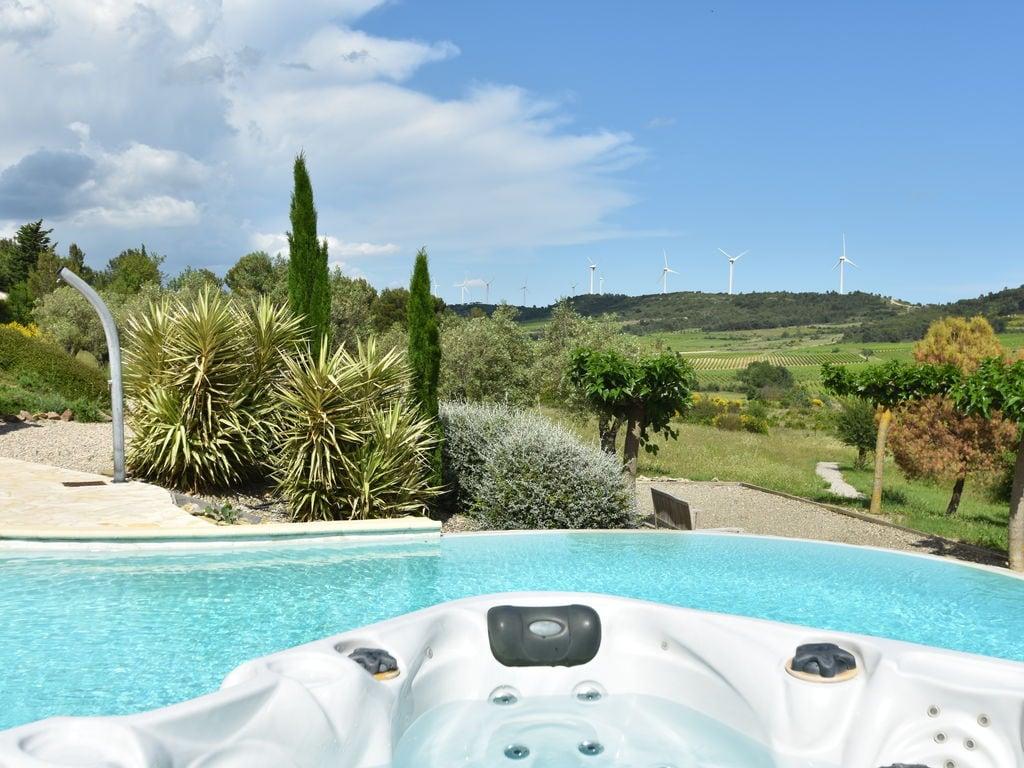 Maison de vacances Gemütliche Villa in Montbrun-des-Corbières mit eigenem Pool (2541783), Azille, Aude intérieur, Languedoc-Roussillon, France, image 6