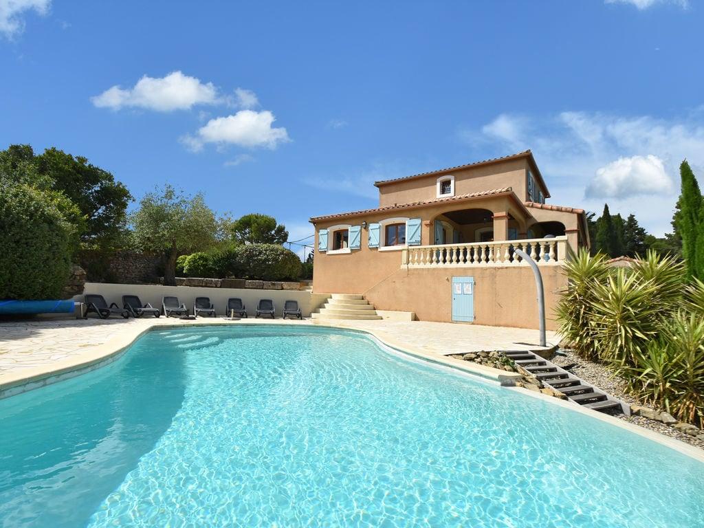 Maison de vacances Gemütliche Villa in Montbrun-des-Corbières mit eigenem Pool (2541783), Azille, Aude intérieur, Languedoc-Roussillon, France, image 1