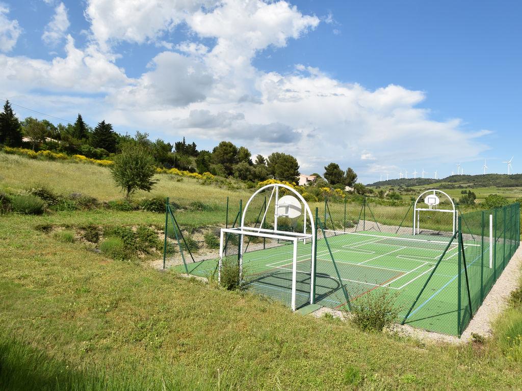 Maison de vacances Gemütliche Villa in Montbrun-des-Corbières mit eigenem Pool (2541783), Azille, Aude intérieur, Languedoc-Roussillon, France, image 33