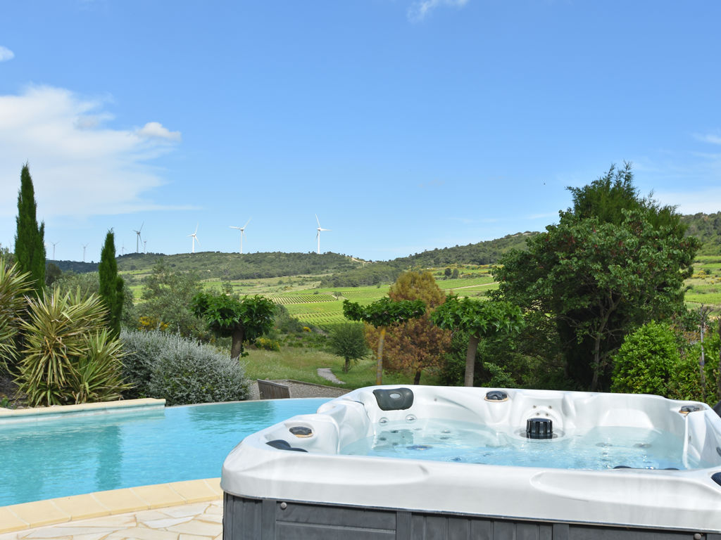 Maison de vacances Gemütliche Villa in Montbrun-des-Corbières mit eigenem Pool (2541783), Azille, Aude intérieur, Languedoc-Roussillon, France, image 32