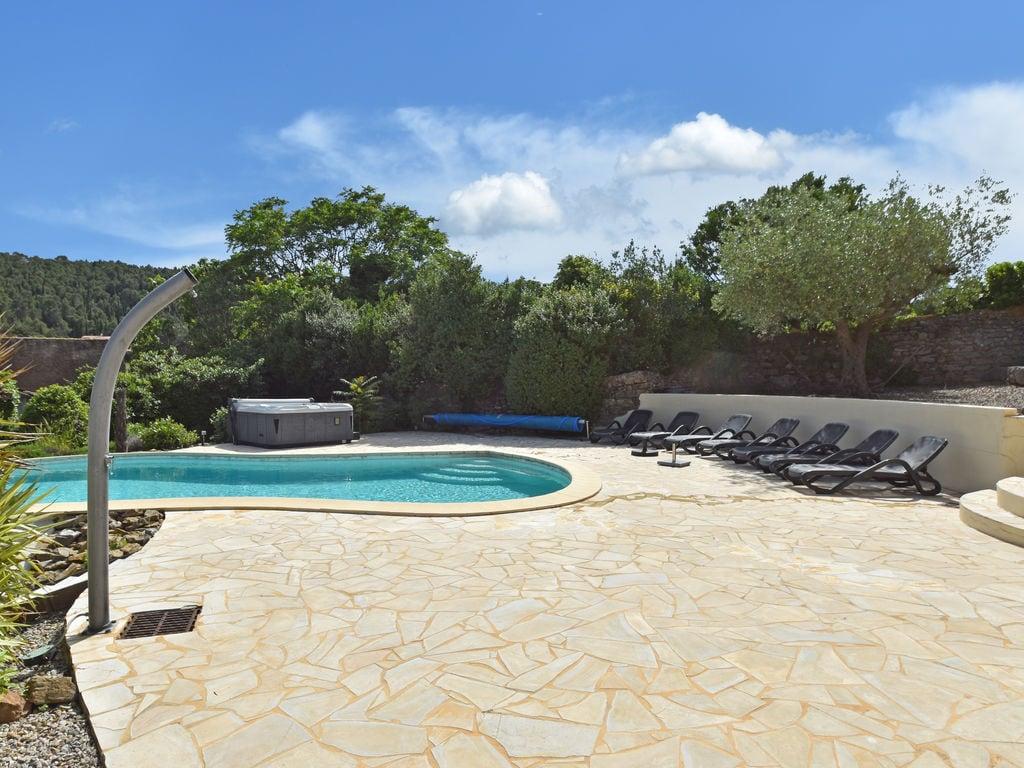 Maison de vacances Gemütliche Villa in Montbrun-des-Corbières mit eigenem Pool (2541783), Azille, Aude intérieur, Languedoc-Roussillon, France, image 5