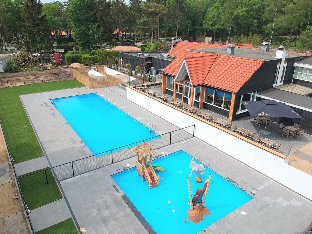 Ferienhaus Vakantiepark De Rimboe & De Woeste Hoogte 3 (2449239), Hoenderloo, Veluwe, Gelderland, Niederlande, Bild 4