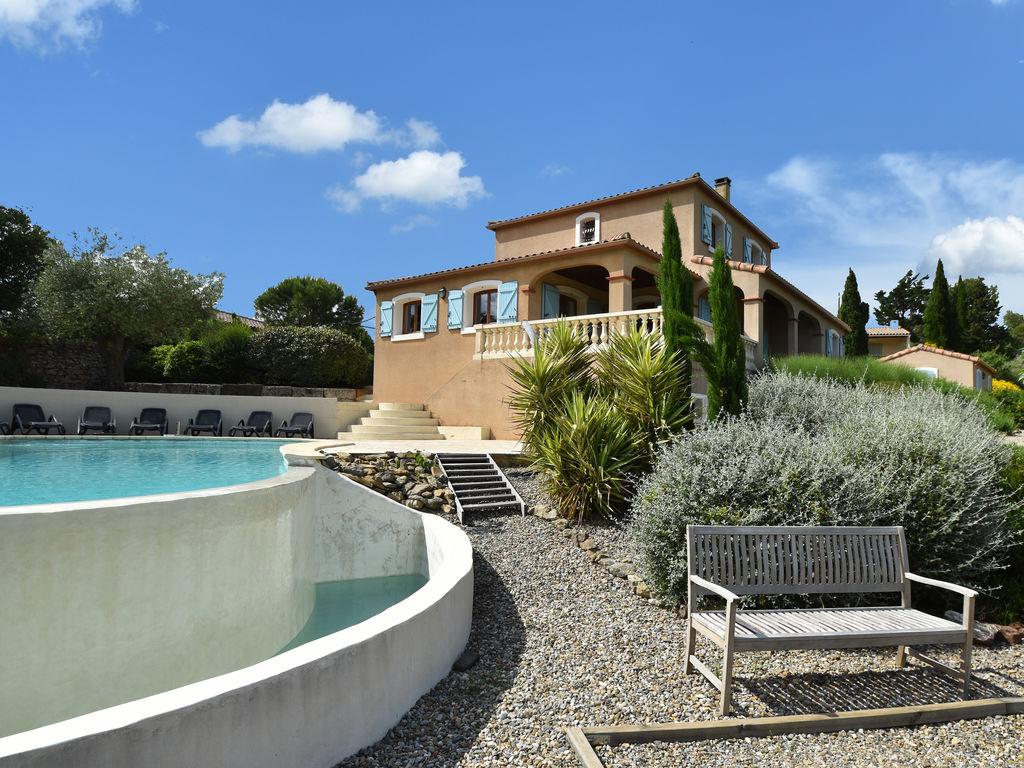 Maison de vacances Großartige Villa in Montbrun-des-Corbières mit privatem Pool (2542396), Azille, Aude intérieur, Languedoc-Roussillon, France, image 3