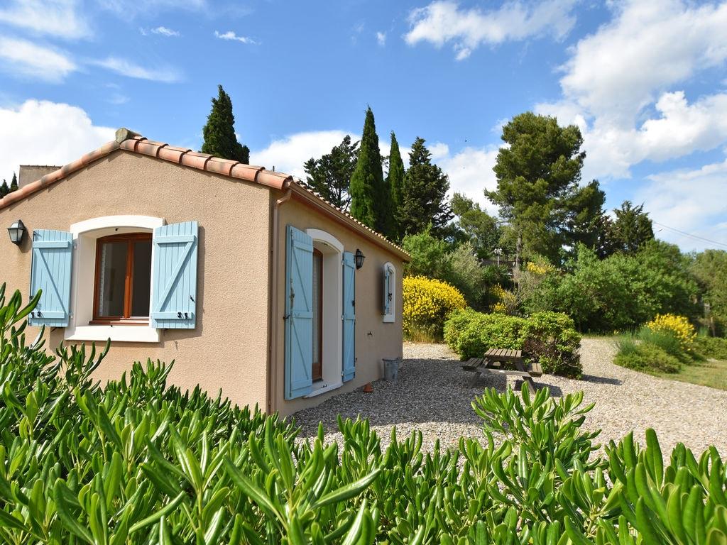 Maison de vacances Großartige Villa in Montbrun-des-Corbières mit privatem Pool (2542396), Azille, Aude intérieur, Languedoc-Roussillon, France, image 4