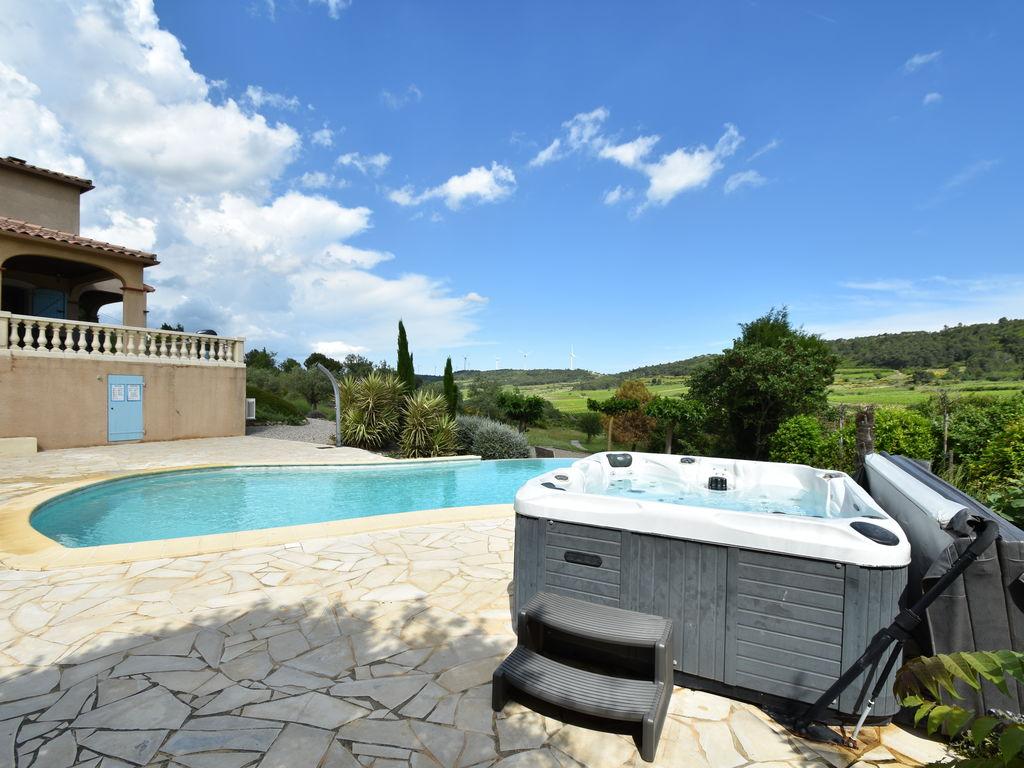 Maison de vacances Großartige Villa in Montbrun-des-Corbières mit privatem Pool (2542396), Azille, Aude intérieur, Languedoc-Roussillon, France, image 8