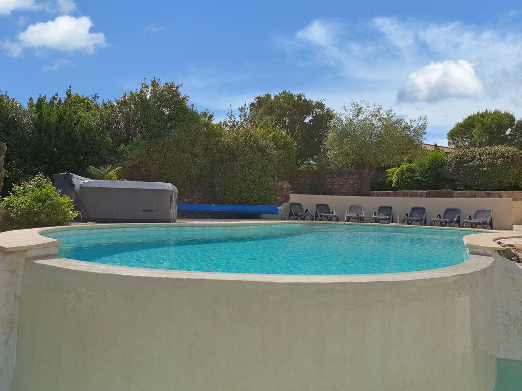 Maison de vacances Großartige Villa in Montbrun-des-Corbières mit privatem Pool (2542396), Azille, Aude intérieur, Languedoc-Roussillon, France, image 5