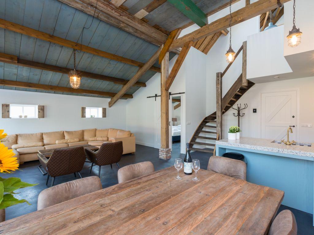 Ferienhaus Atemberaubendes Herrenhaus in Seeland mit Garten (2464954), Vrouwenpolder, , Seeland, Niederlande, Bild 10