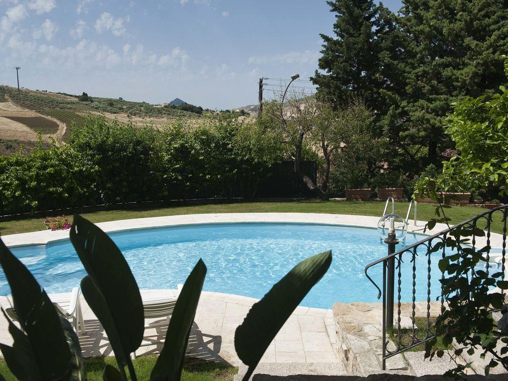 Holiday house Baglio Maranzano Titi (2514064), Buseto Palizzolo, Trapani, Sicily, Italy, picture 3