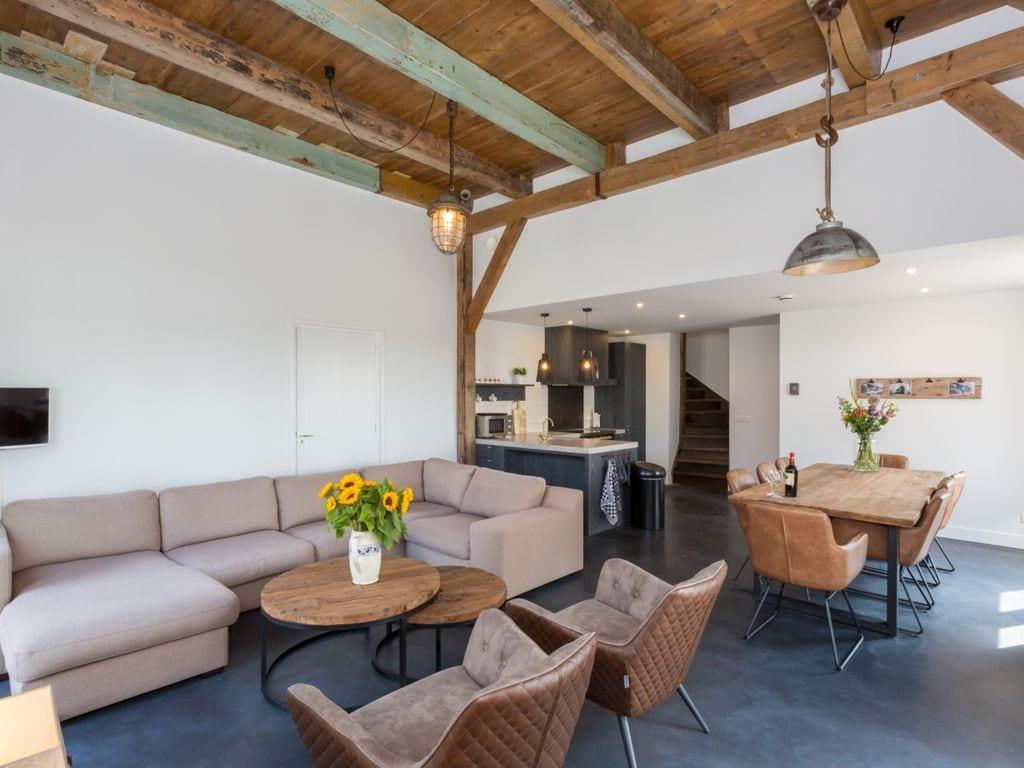 Ferienhaus Geräumige Villa mit Terrasse in Vrouwenpolder (2463872), Vrouwenpolder, , Seeland, Niederlande, Bild 8