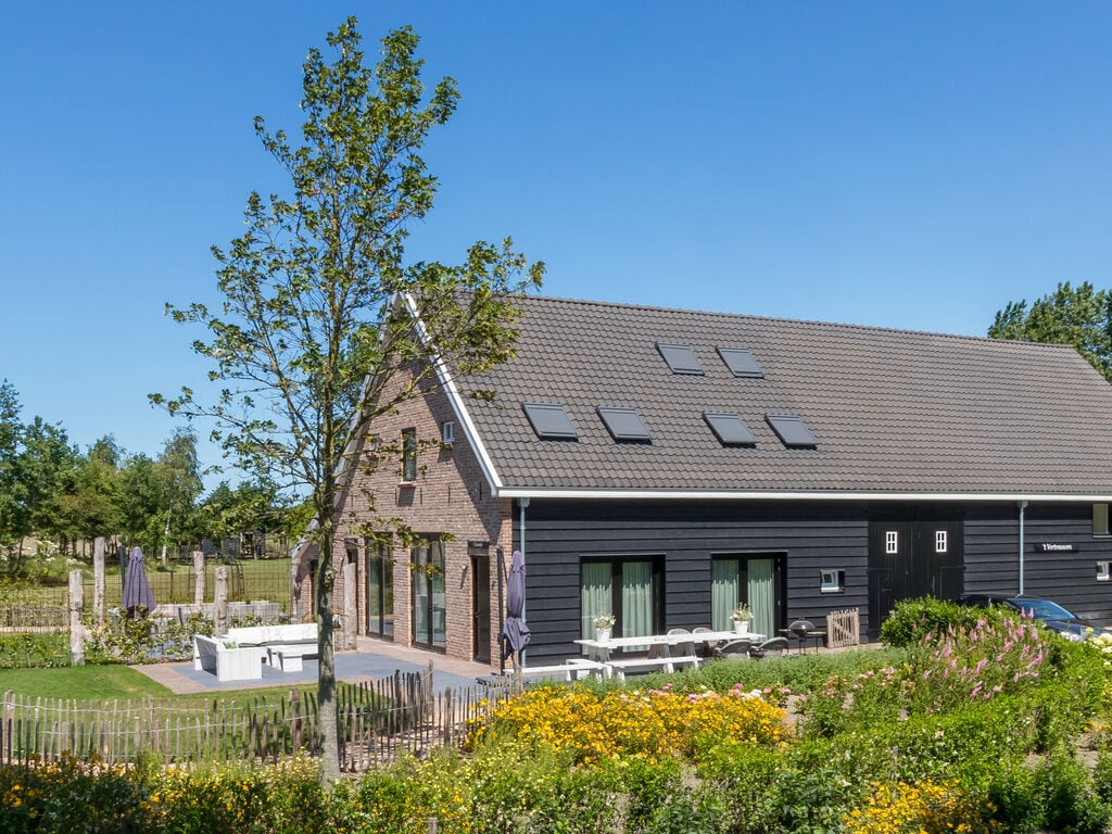 Familiehuis t Blauwzwartje Ferienhaus  Zeeland