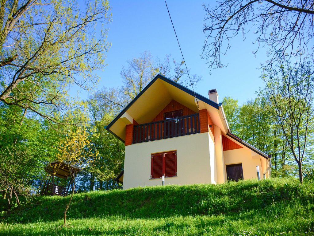 Ferienhaus Gemütliches Ferienhaus in Sveti Kriz mit eigenem Garten (2464189), Tuhelj, , Mittelkroatien, Kroatien, Bild 2