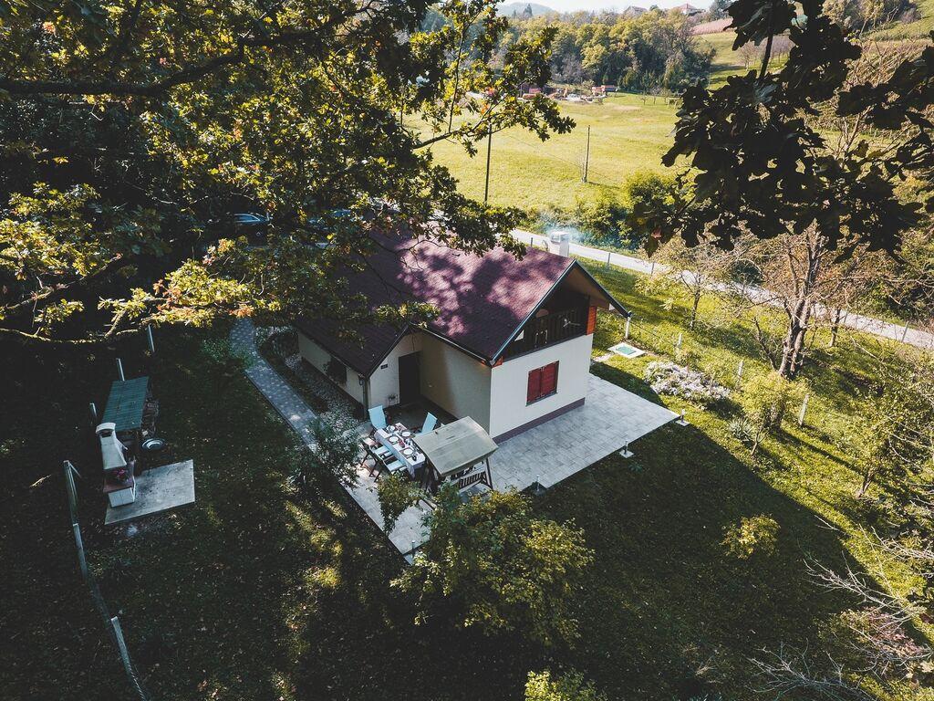 Ferienhaus Gemütliches Ferienhaus in Sveti Kriz mit eigenem Garten (2464189), Tuhelj, , Mittelkroatien, Kroatien, Bild 28
