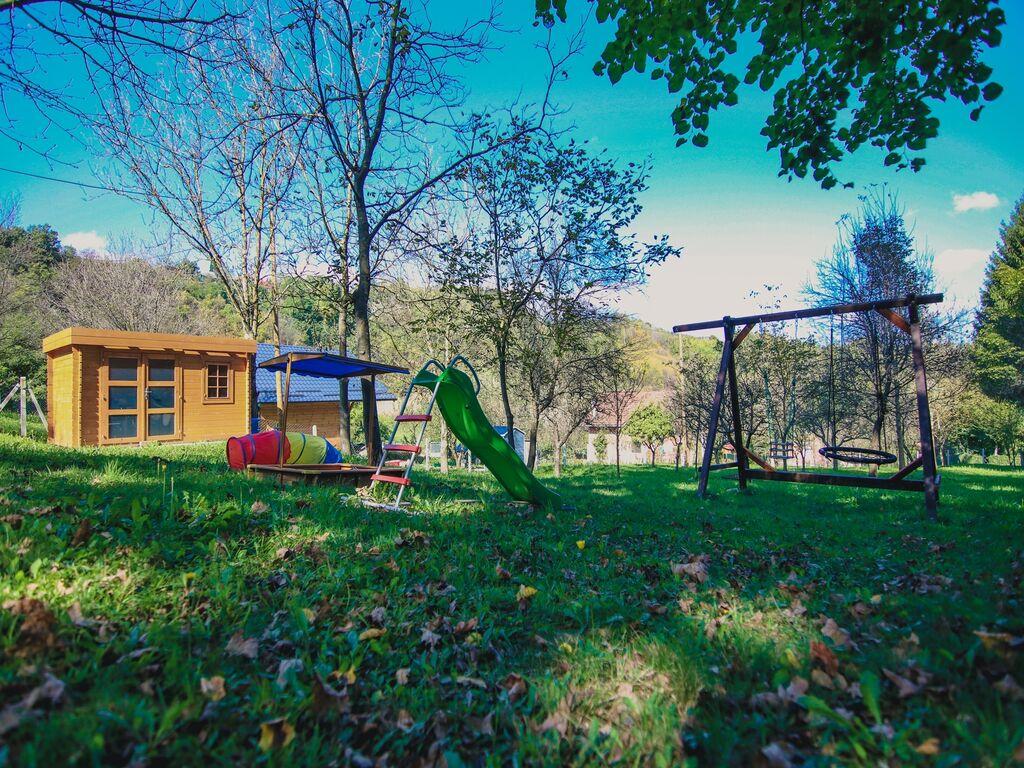 Ferienhaus Gemütliches Ferienhaus in Sveti Kriz mit eigenem Garten (2464189), Tuhelj, , Mittelkroatien, Kroatien, Bild 6