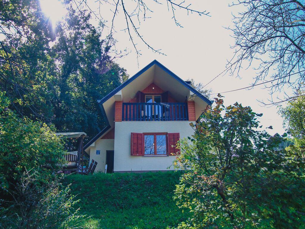 Ferienhaus Gemütliches Ferienhaus in Sveti Kriz mit eigenem Garten (2464189), Tuhelj, , Mittelkroatien, Kroatien, Bild 29