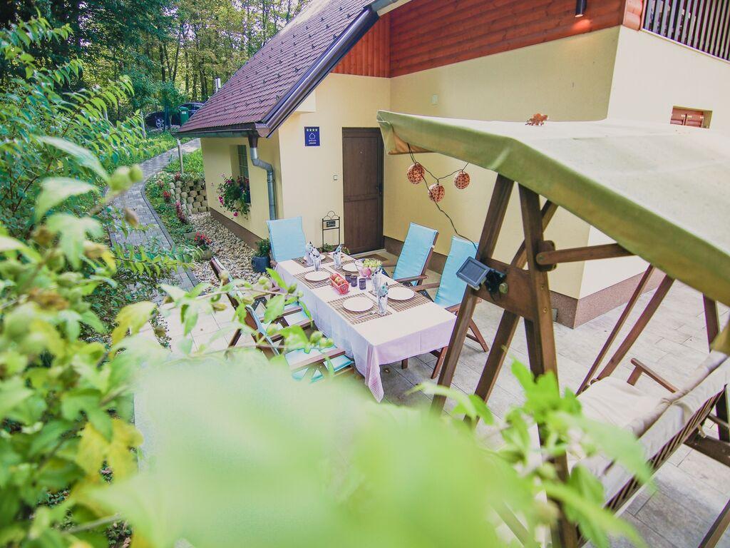 Ferienhaus Gemütliches Ferienhaus in Sveti Kriz mit eigenem Garten (2464189), Tuhelj, , Mittelkroatien, Kroatien, Bild 18