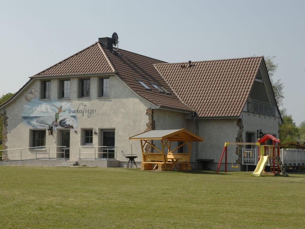 Haus Drachenflieger XXL strandnah für Gruppen Ferienwohnung an der Ostsee
