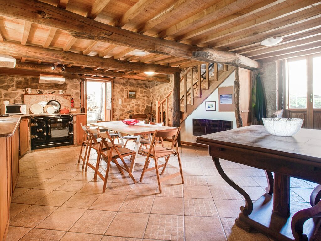 Ferienhaus Komfortables und gemütliches Bauernhaus mit Gartenin einer schönen Umgebung (2511707), Panton, Lugo, Galicien, Spanien, Bild 10