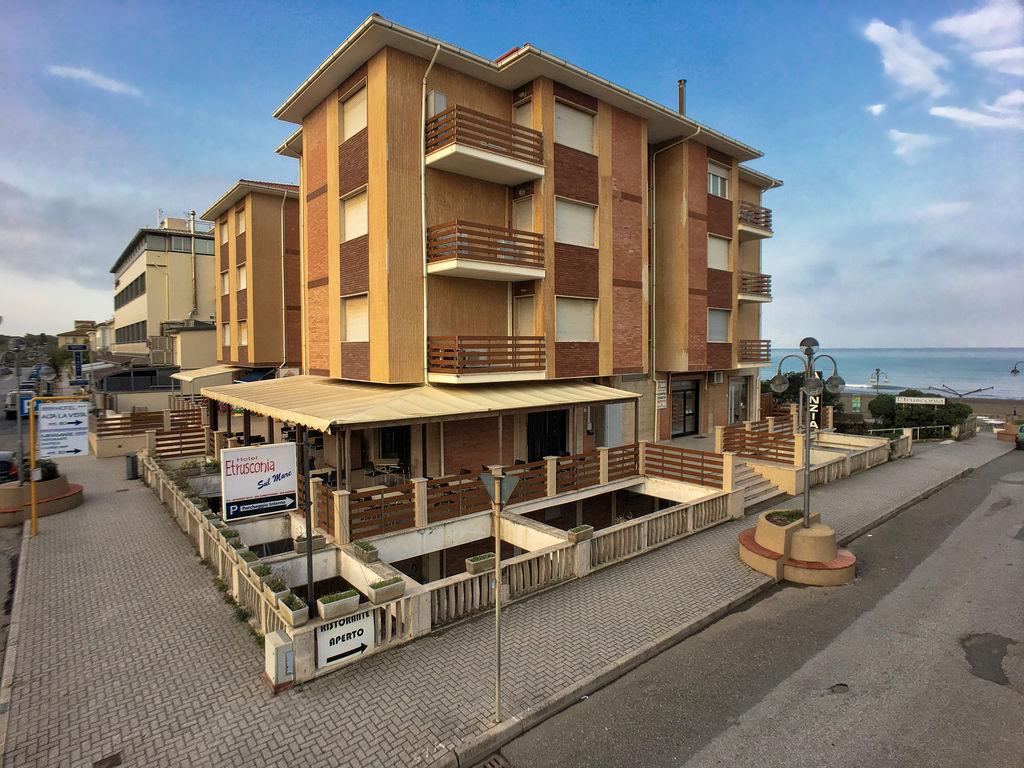 Holiday house in Marina di Castagneto Carducci mit Strandblick (1853826), Castagneto Carducci, Livorno, Tuscany, Italy, picture 2