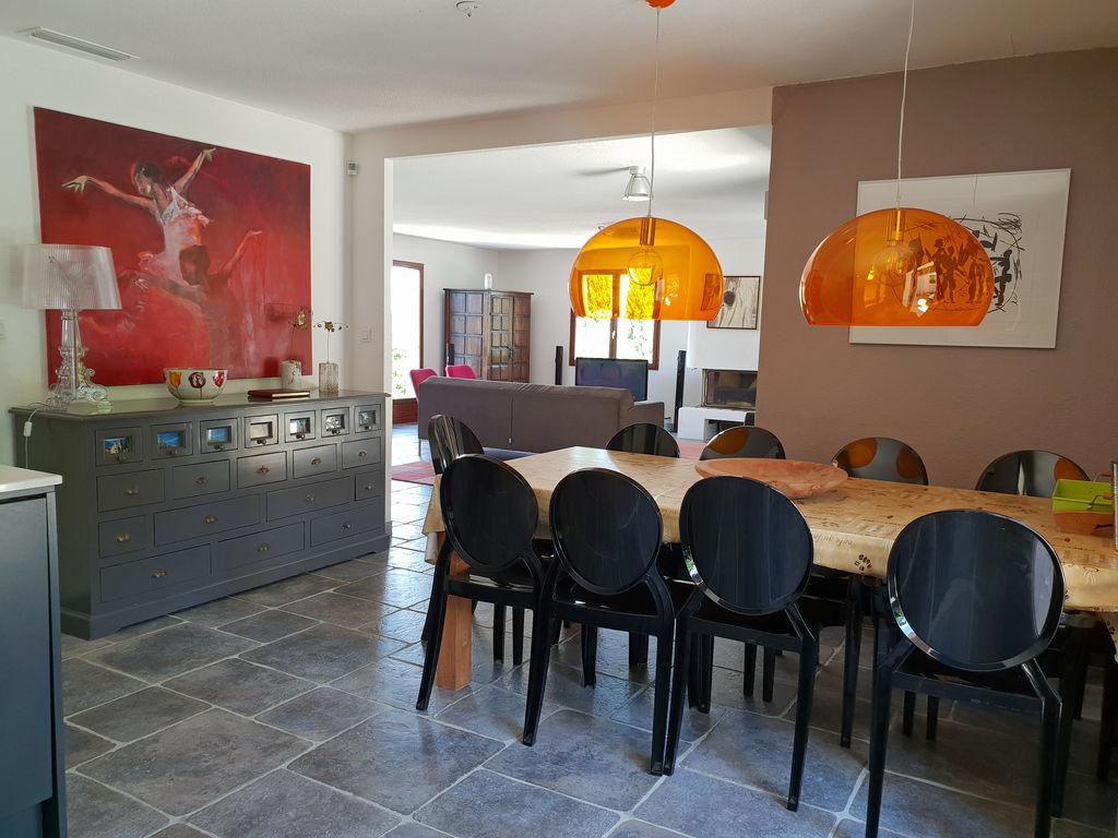 Maison de vacances Moderne Villa in Montbrun-des-Corbières mit eigenem Pool (2519962), Azille, Aude intérieur, Languedoc-Roussillon, France, image 12