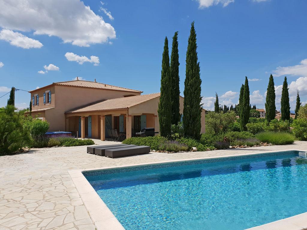 Maison de vacances Moderne Villa in Montbrun-des-Corbières mit eigenem Pool (2519962), Azille, Aude intérieur, Languedoc-Roussillon, France, image 1