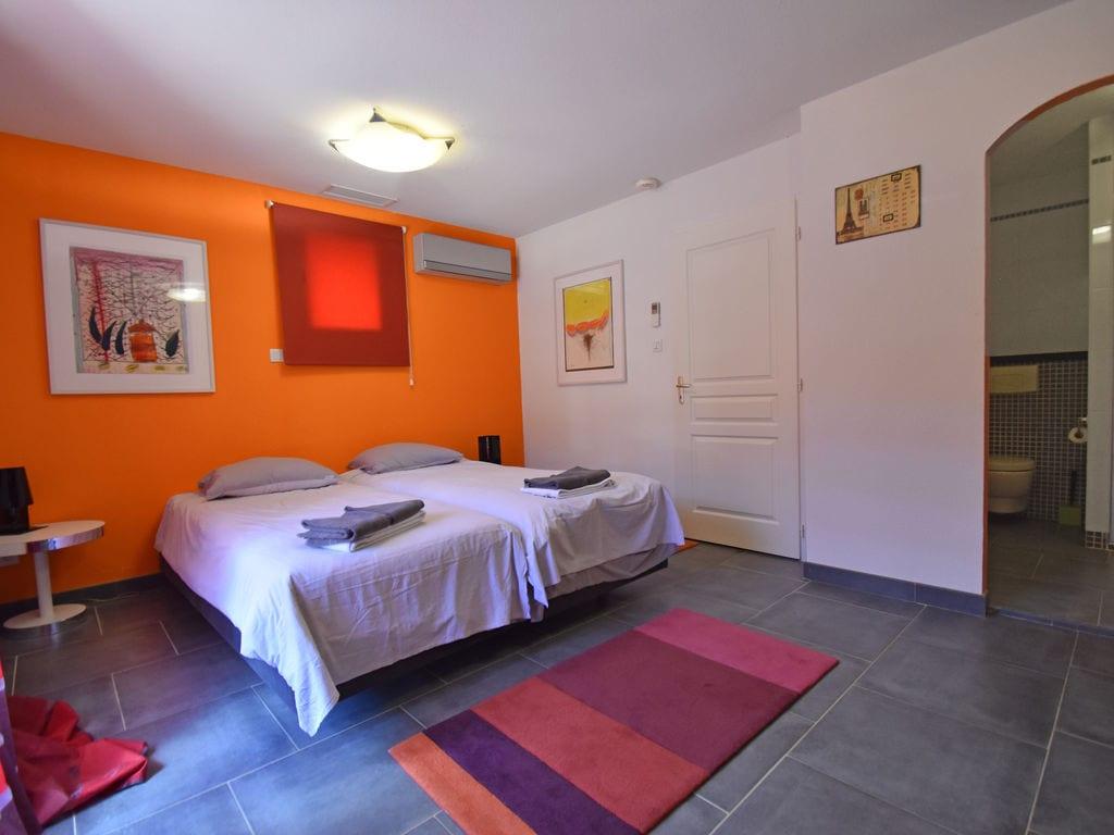 Maison de vacances Moderne Villa in Montbrun-des-Corbières mit eigenem Pool (2519962), Azille, Aude intérieur, Languedoc-Roussillon, France, image 19