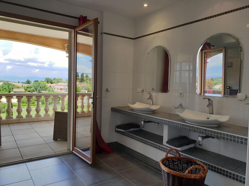 Maison de vacances Moderne Villa in Montbrun-des-Corbières mit eigenem Pool (2519962), Azille, Aude intérieur, Languedoc-Roussillon, France, image 22