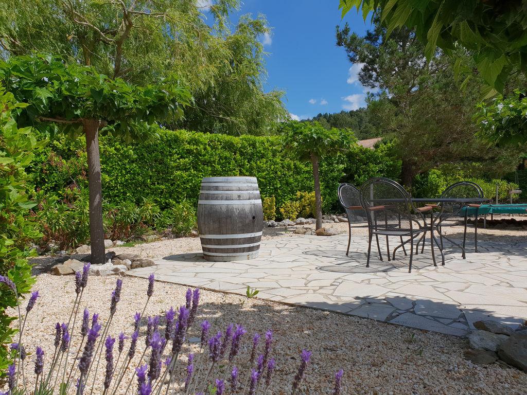 Maison de vacances Moderne Villa in Montbrun-des-Corbières mit eigenem Pool (2519962), Azille, Aude intérieur, Languedoc-Roussillon, France, image 31