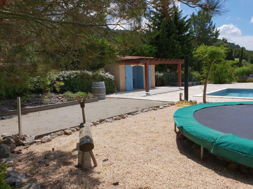 Maison de vacances Moderne Villa in Montbrun-des-Corbières mit eigenem Pool (2519962), Azille, Aude intérieur, Languedoc-Roussillon, France, image 32