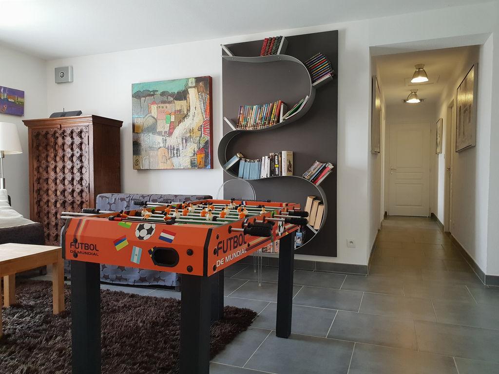 Maison de vacances Moderne Villa in Montbrun-des-Corbières mit eigenem Pool (2519962), Azille, Aude intérieur, Languedoc-Roussillon, France, image 33