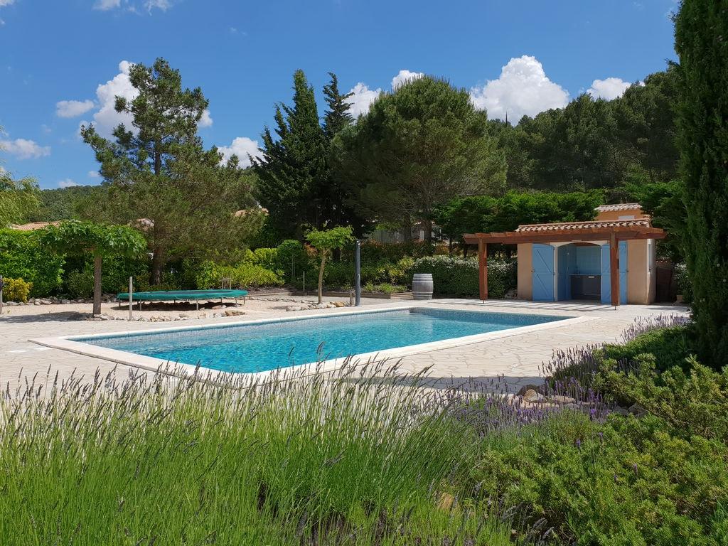 Maison de vacances Moderne Villa in Montbrun-des-Corbières mit eigenem Pool (2519962), Azille, Aude intérieur, Languedoc-Roussillon, France, image 5