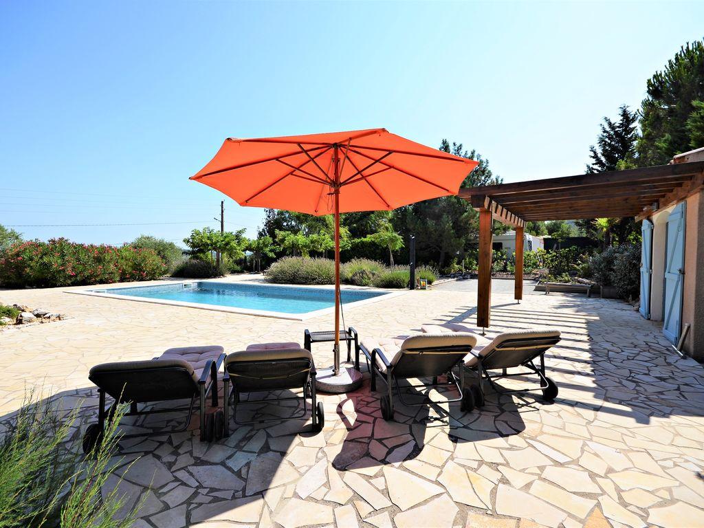 Maison de vacances Moderne Villa in Montbrun-des-Corbières mit eigenem Pool (2519962), Azille, Aude intérieur, Languedoc-Roussillon, France, image 6