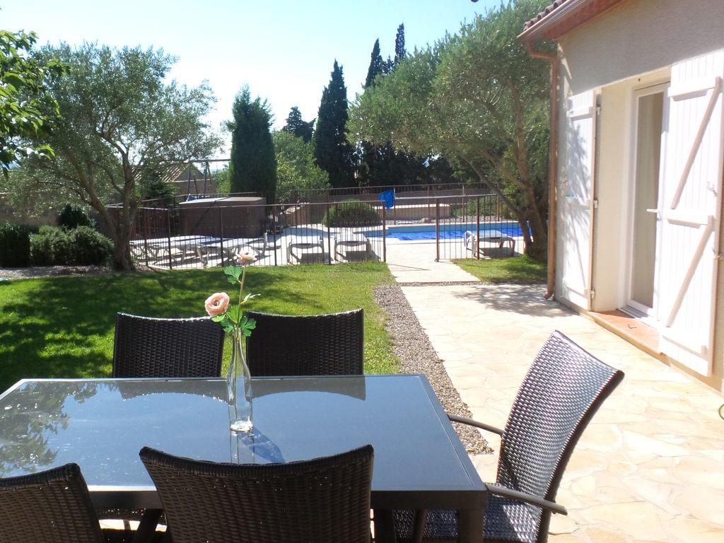 Maison de vacances Vintage-Villa in Montbrun-des-Corbières mit Garten (2541703), Azille, Aude intérieur, Languedoc-Roussillon, France, image 19