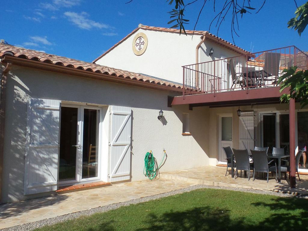 Maison de vacances Vintage-Villa in Montbrun-des-Corbières mit Garten (2541703), Azille, Aude intérieur, Languedoc-Roussillon, France, image 2