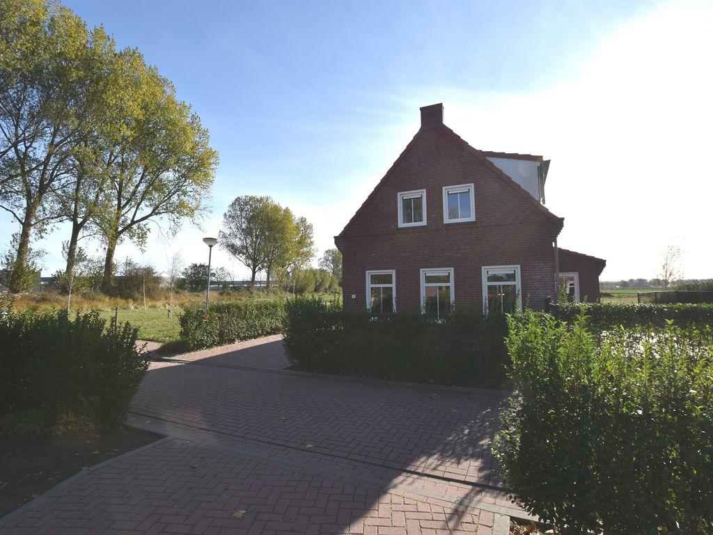 Ferienhaus Malerisches Ferienhaus in Breskens mit Sauna (2519989), Breskens, , Seeland, Niederlande, Bild 2