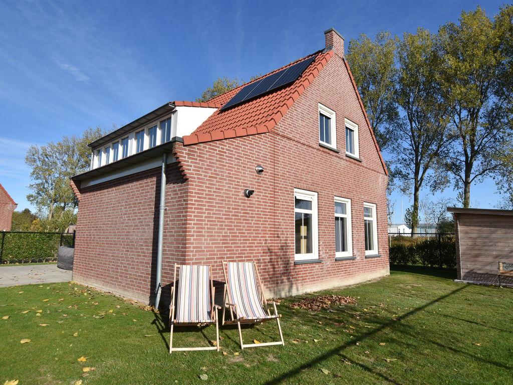 Ferienhaus Malerisches Ferienhaus in Breskens mit Sauna (2519989), Breskens, , Seeland, Niederlande, Bild 23