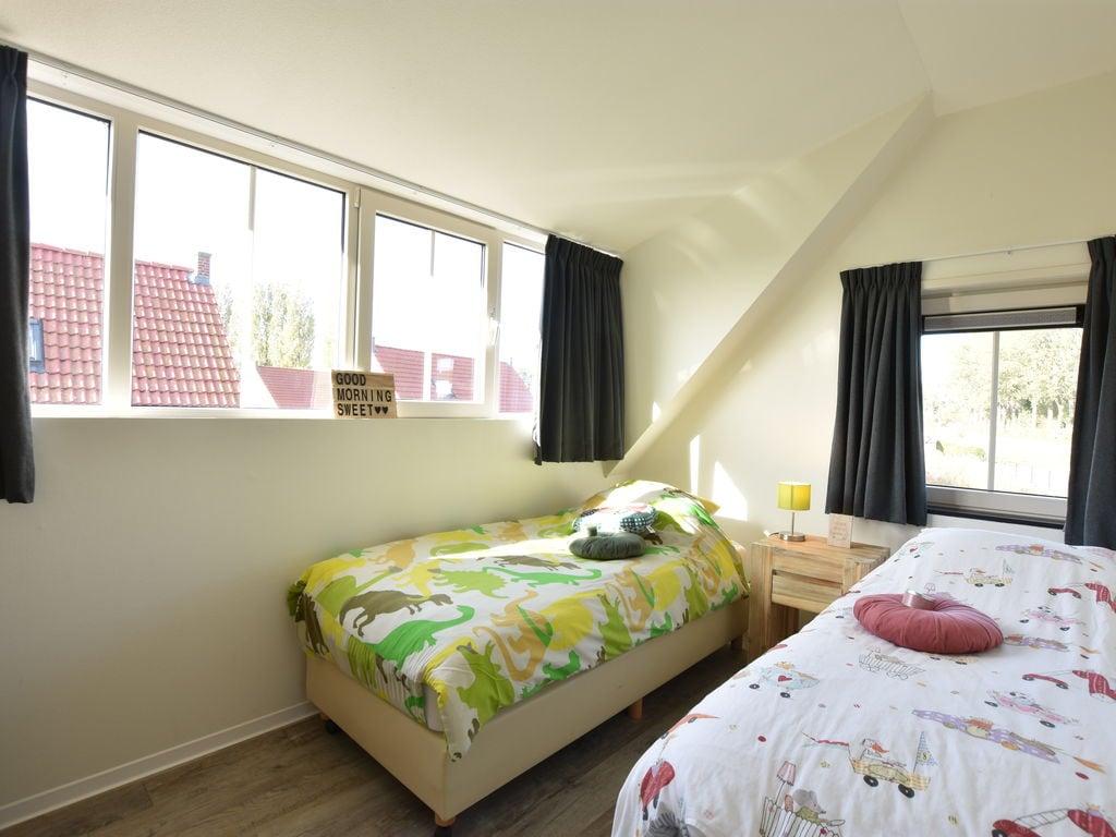 Ferienhaus Malerisches Ferienhaus in Breskens mit Sauna (2519989), Breskens, , Seeland, Niederlande, Bild 16