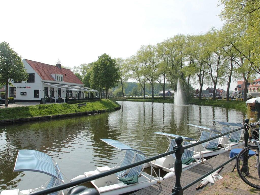 Ferienhaus Malerisches Ferienhaus in Breskens mit Sauna (2519989), Breskens, , Seeland, Niederlande, Bild 29