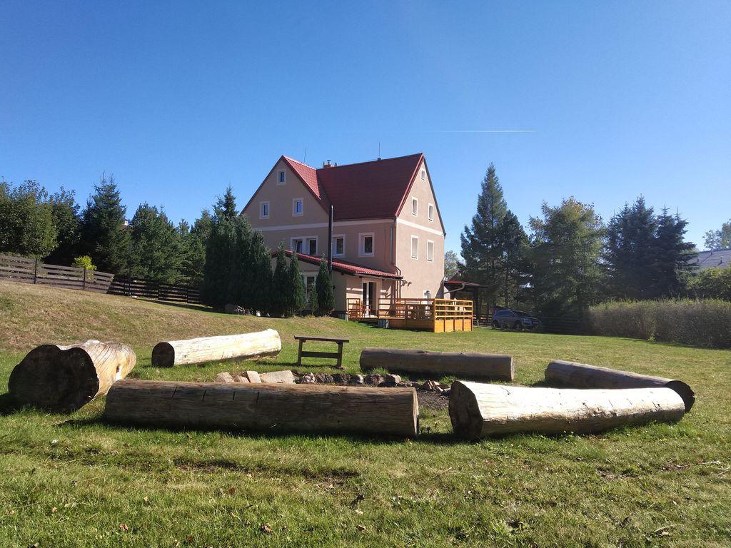 Roman Ferienhaus