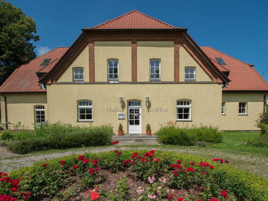 Landhaus Komplett Ferienhaus an der Ostsee