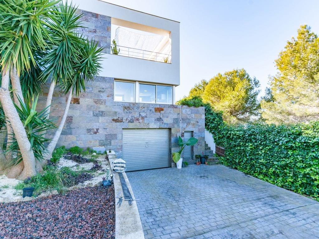 Ferienhaus Wunderschöne Villa in Canyelles, Spanien am Mittelmeer (2566992), Canyelles de Garraf, Costa del Garraf, Katalonien, Spanien, Bild 34