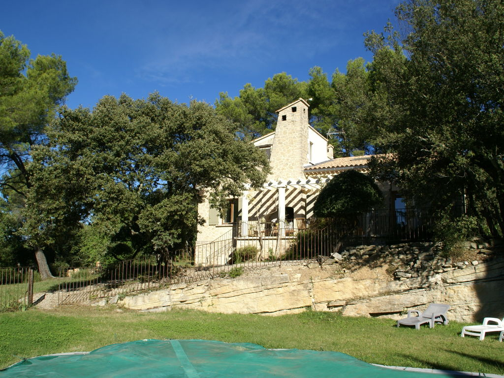 Holiday house Geräumige tierfreundliche Villa in Crillon-le-Brave (2524618), Bédoin, Vaucluse, Provence - Alps - Côte d'Azur, France, picture 2