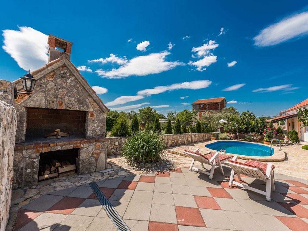 Maison de vacances Holiday house Tereza (2505962), Zemunik Gornji, , Dalmatie, Croatie, image 3